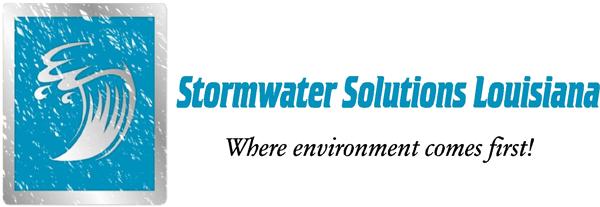 Stormwater Solutions Louisiana logo