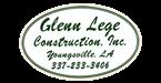 Glenn-Lege-Construction,-Inc.-Logo